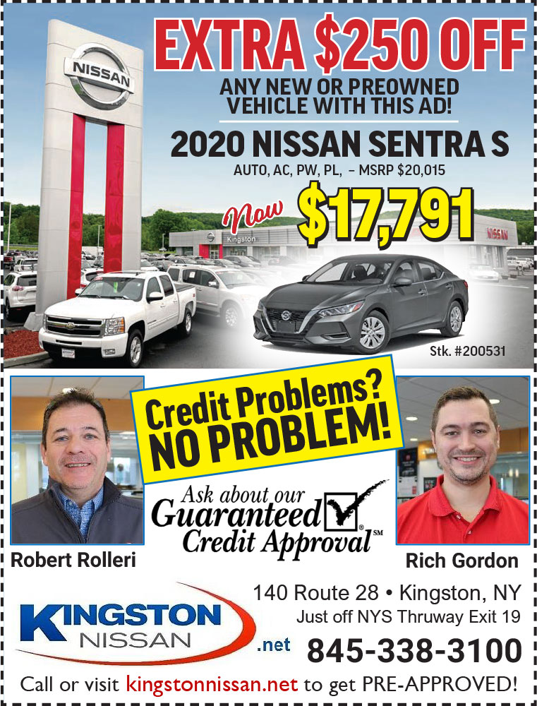 Kingston Nissan