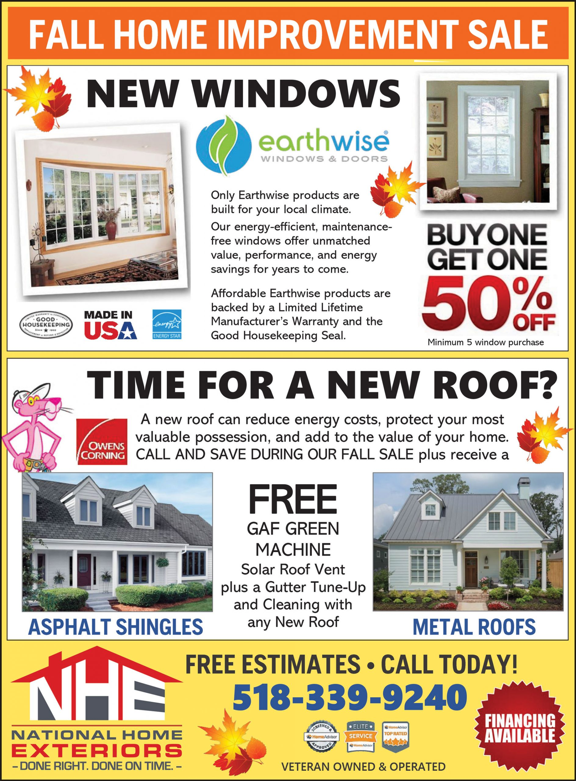 National Home Exteriors