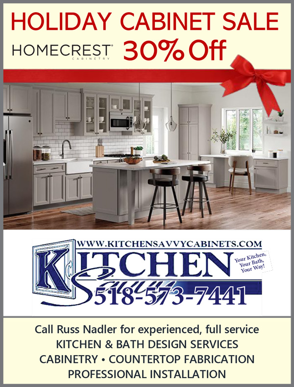 Kitchen Savvy Cabinets